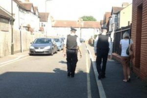 man stabbed to death in mitcham in early hours