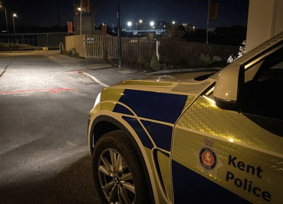 Police Arrest Two Man After Attempted Jcb Theft