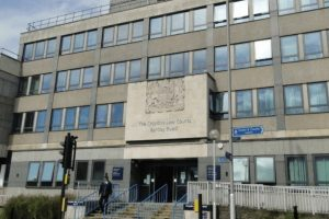 police charge two over croydon robberies