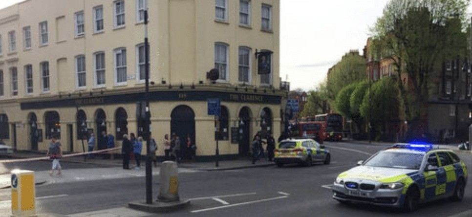 Police Issue Appeal After Two Teenage Girls Stabbed In West Kensington