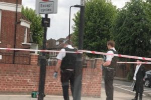 police seal off clapton common following stabbing