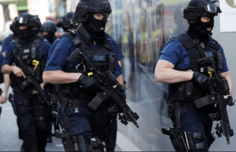 Three Arrested Following Early Morning Raids In London