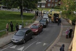 two teenage boys stabbed in woolwich