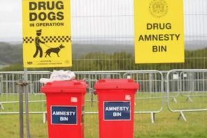 come and enjoy the isle of wight festival but leave your drug at home say police