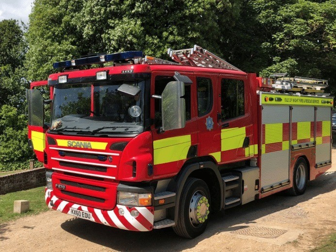 consultation into creating a new combined fire authority for isle of wight and hampshire given go ahead
