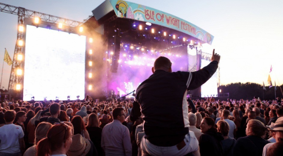 day three of the isle of wight festival in pictures