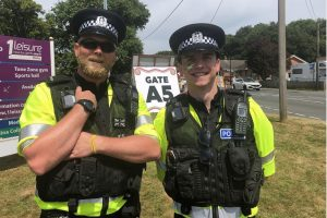 hampshire constabulary say there was a crime increase at isle of wight festival 2018