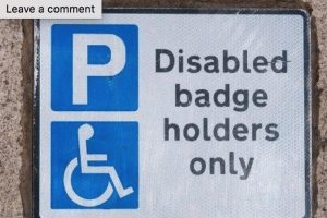isle of wight blue badge scam warning