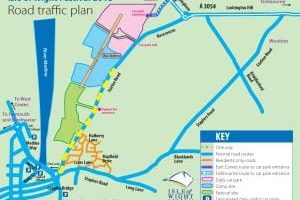 isle of wight festival 2018 traffic plan released