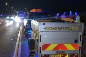 Major Emergency Call Out  Following Two  Incidents In Portsmouth  Harbour Water