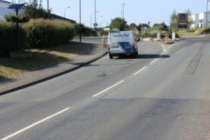 Major Route Into Cowes To Be Improved.