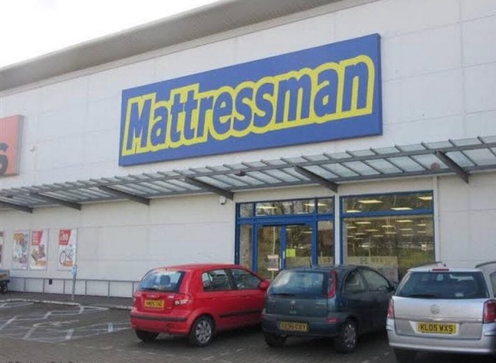 mattress man loses bounce as stores set to close
