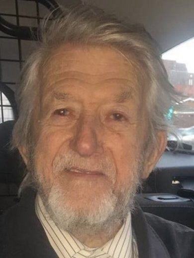 missing 89 year old man from maidstone