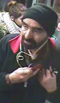 police release bus sex attack image