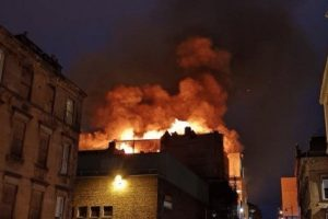 probe launched after major fire rips through glasgow school of art