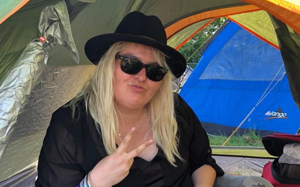 search for missing canadian woman last seen at isle of wight festival