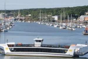 the cowes floating bridge out of service after overheating