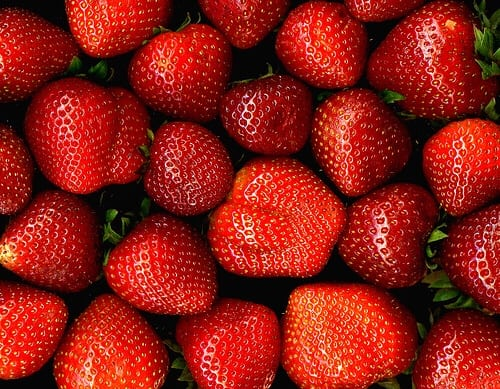 three arrested after strawberry theft in kent