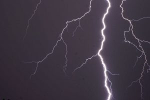 thunder and lighting expected to hit the southcoast