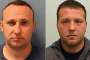 two jailed after supply of firearm and ammunition