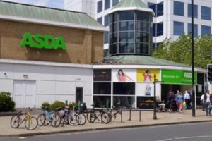 woman gabbed outside asda southampton