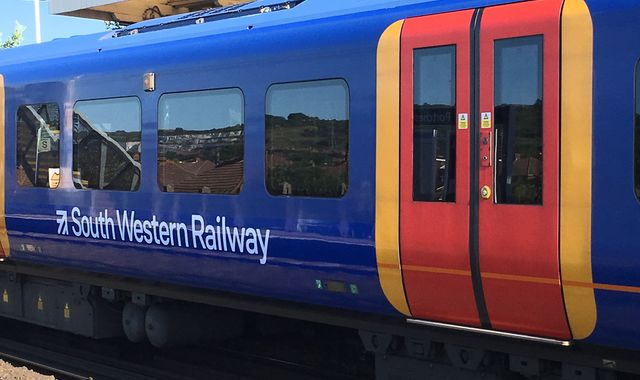 animals on the track causing train delays in hampshire