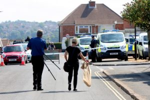 cowardly cowes knife attack caught on cctv as the search for stab weapon continues