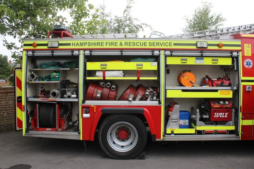 fire crews called to waltham chase school after fire
