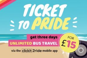 have you got a ticket to pride