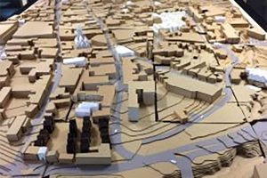 inspiring regeneration exhibition in newport