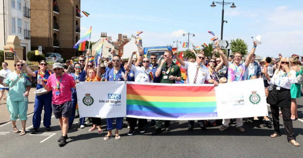 Isle Of Wight Pride Have Been Humbled By The Incredible Scenes At Ukpride On The Island