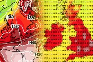 level three heatwave warning issued by the met office