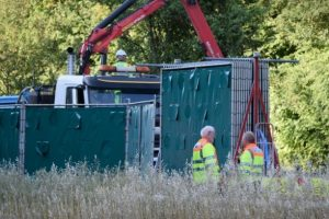 lorry driver arrested following fatal a34 collision near bullington cross