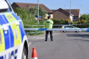 man arrested on suspicion of attempted murder after swindon stabbing