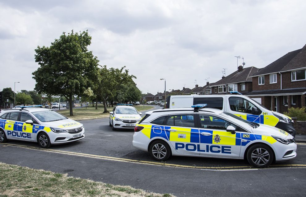 man in 30s suffers serious injuries during disturbance at home in swindon