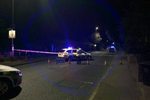 man left fighting for his life following serious c