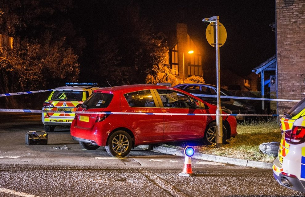 murder suspect bailed as second man arrested after hit and run murder