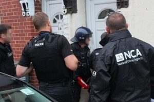 nca raid isle of wight property