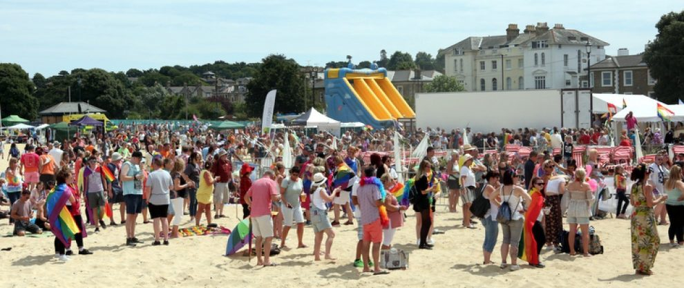 no ticket to pride on the isle of wight in 2019