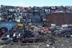 officers investigate thefts from ashford scrap metal depot in ashford