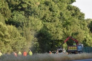 one person killed in fatal a34 collision