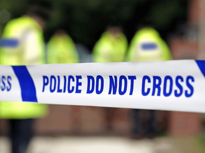 police close groveley road in sunbury following serious collision