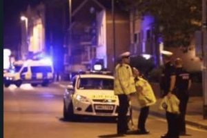 police cordon off part of kingston road following overnight incident in portsmouth