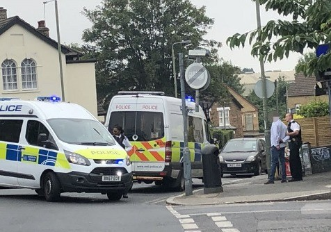 Police In Bromley Has Arrested A Man For Criminal Damage