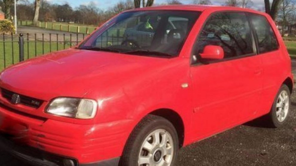 police recover car stolen from emsworth care home robbery