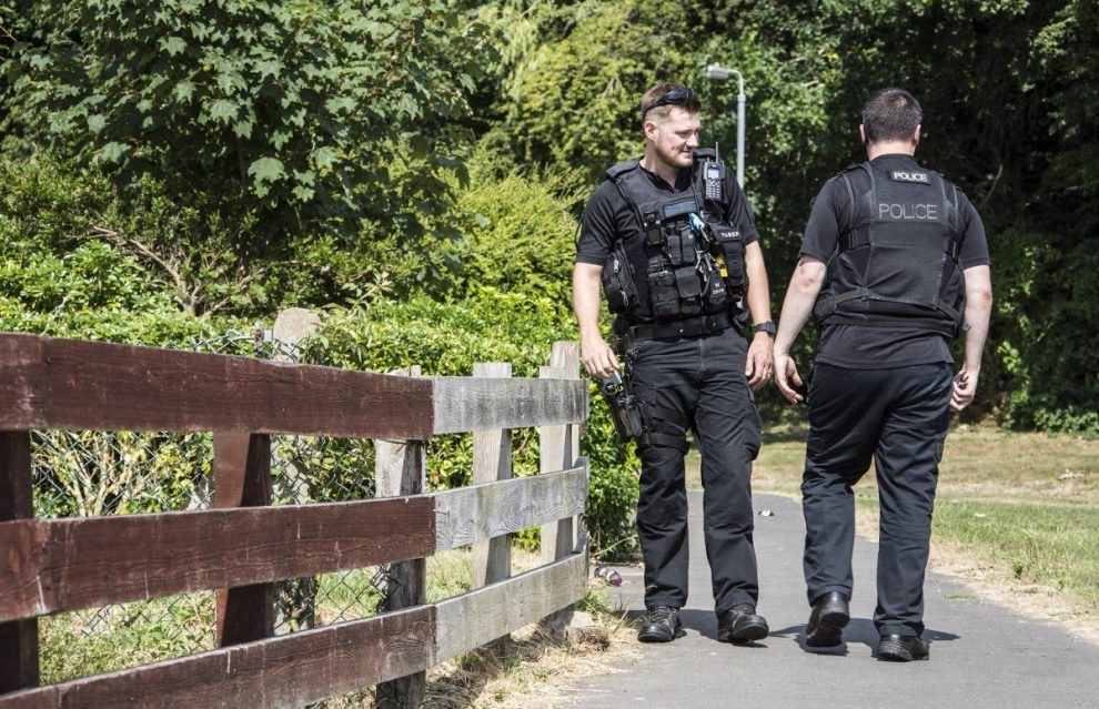 police recover weapons following teenager kidnapped in swindon