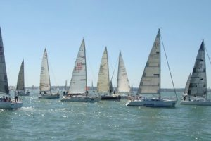 red funnel extends relationship as cowes week official supplier