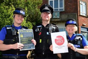 ryde sees adopt a post office scheme after local police station closure