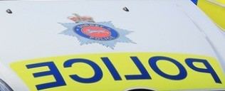 violent burglary leaves pensioner in her 80s in hospital with serious injuries