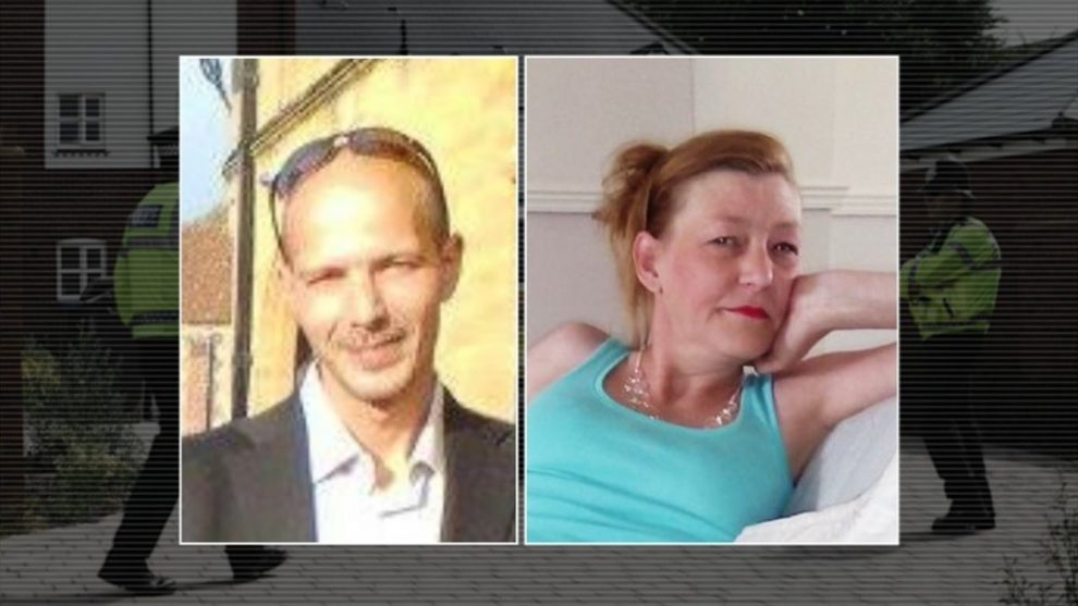 wiltshire couple have been exposed to nerve agent